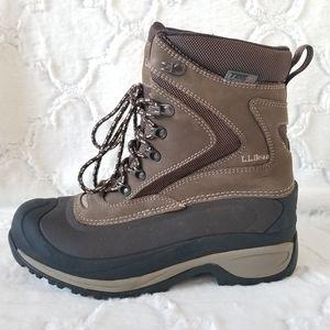 L.L. Bean Tek 2.5 Hiking Hi Top Boots Waterproof